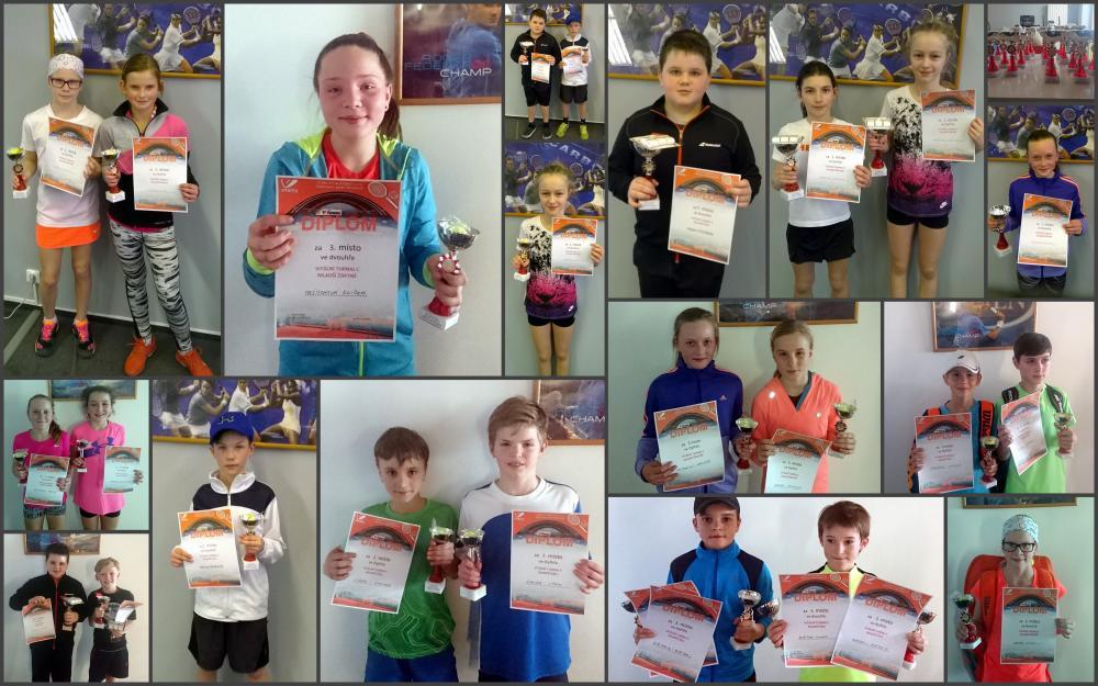 Turnaj mladších žáků a mladších žaček březen 2017