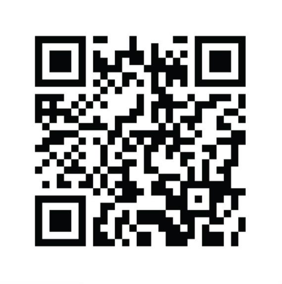 QR kód pro stažení aplikace Resort Vitality
